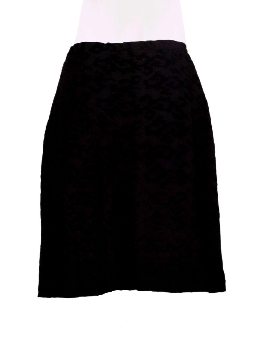 Back photo of Preloved Max&Co. Black Woman's skirt - size 10/M