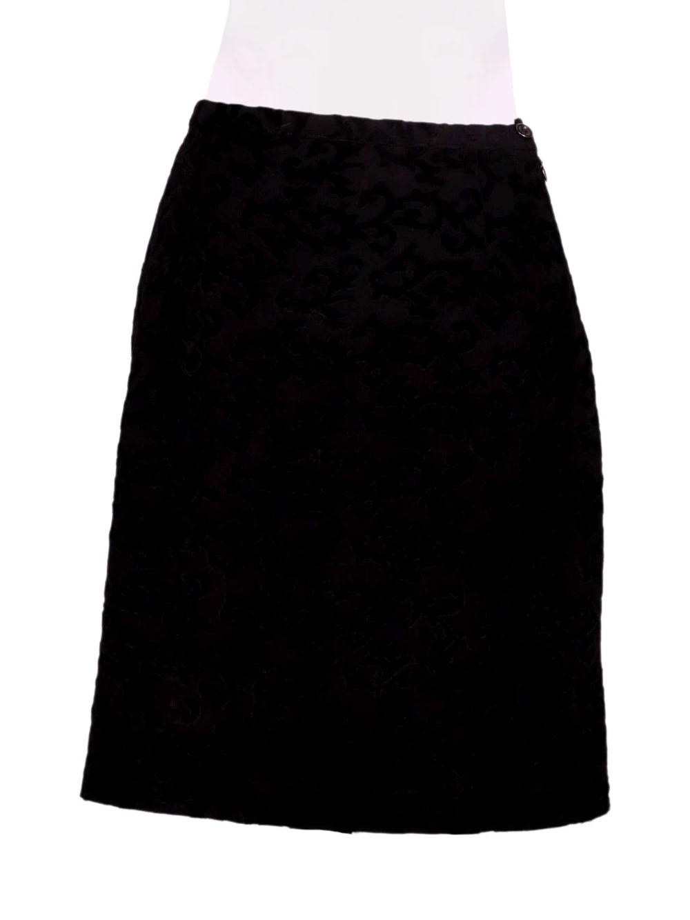 Front photo of Preloved Max&Co. Black Woman's skirt - size 10/M