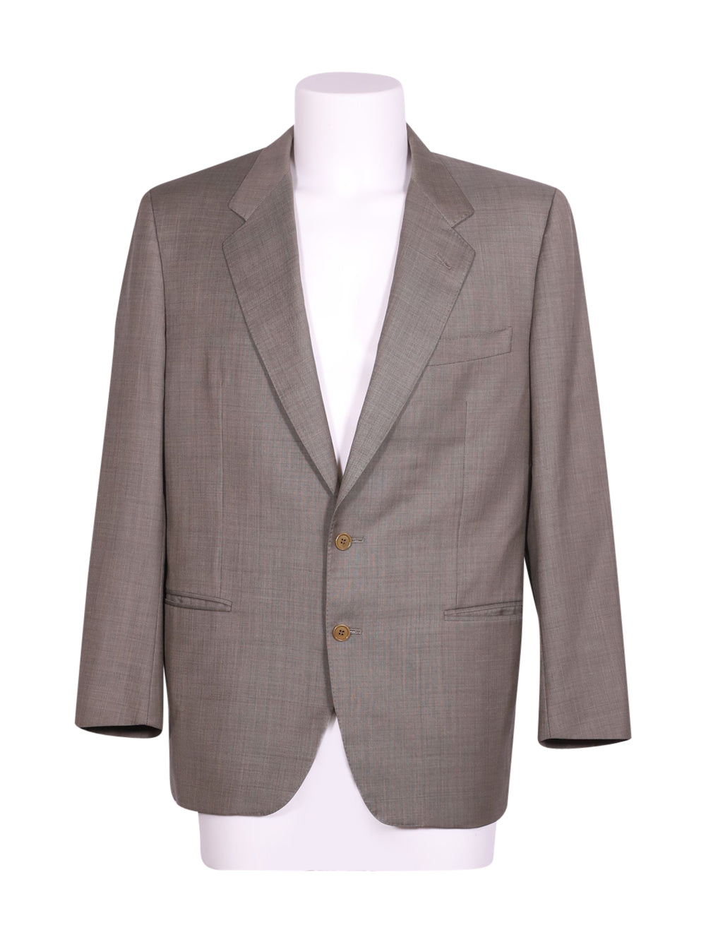 Front photo of Preloved canali Beige Man's blazer - size 40/L