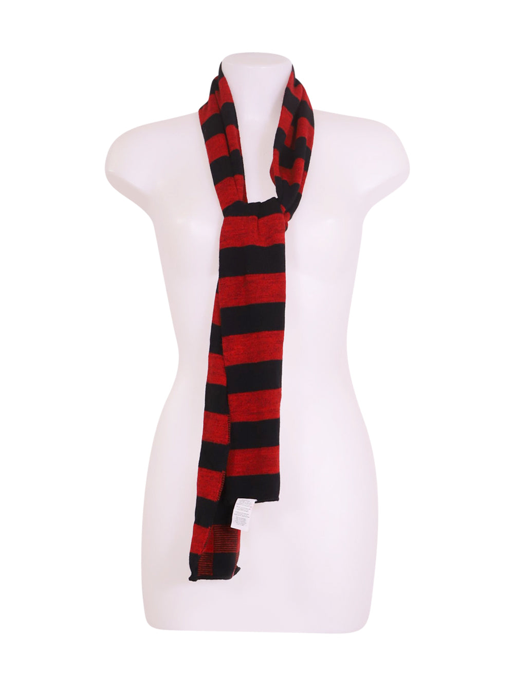 Front photo of Preloved Levi's Red Woman's scarf - size one-size