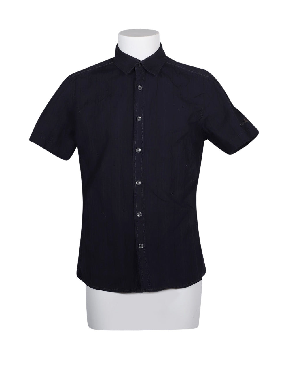 Front photo of Preloved Esprit Blue Man's shirt - size 38/M