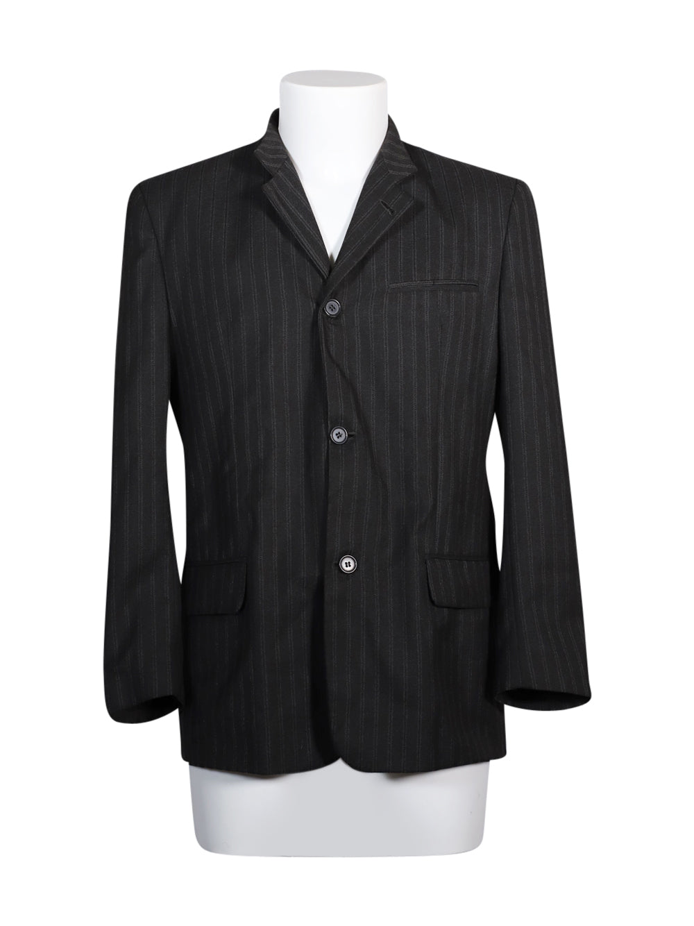 Front photo of Preloved dimensione uomo Grey Man's blazer - size 36/S