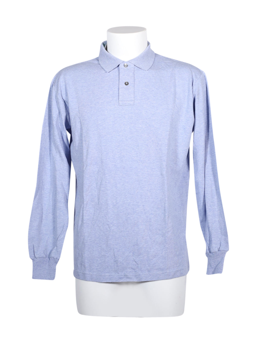 Front photo of Preloved ALBERTO ASPESI Light-blue Man's polo - size 40/L