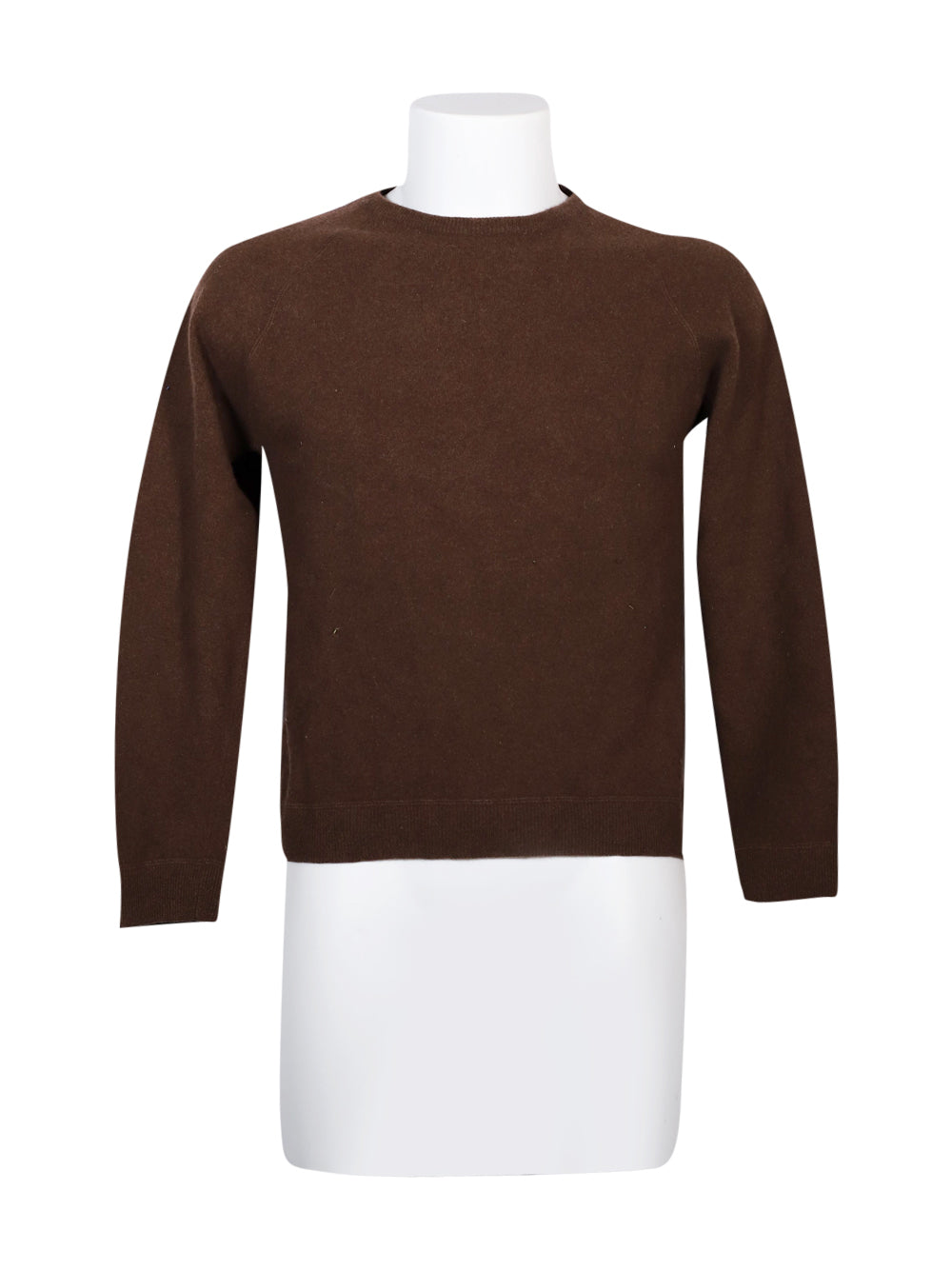 Front photo of Preloved Altea Brown Man's sweater - size 36/S
