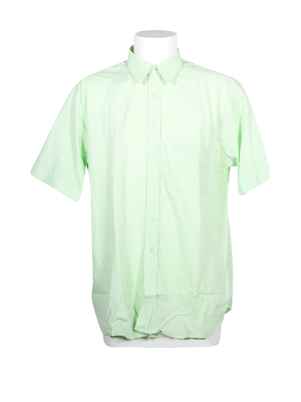 Front photo of Preloved aramis Green Man's shirt - size 42/XL