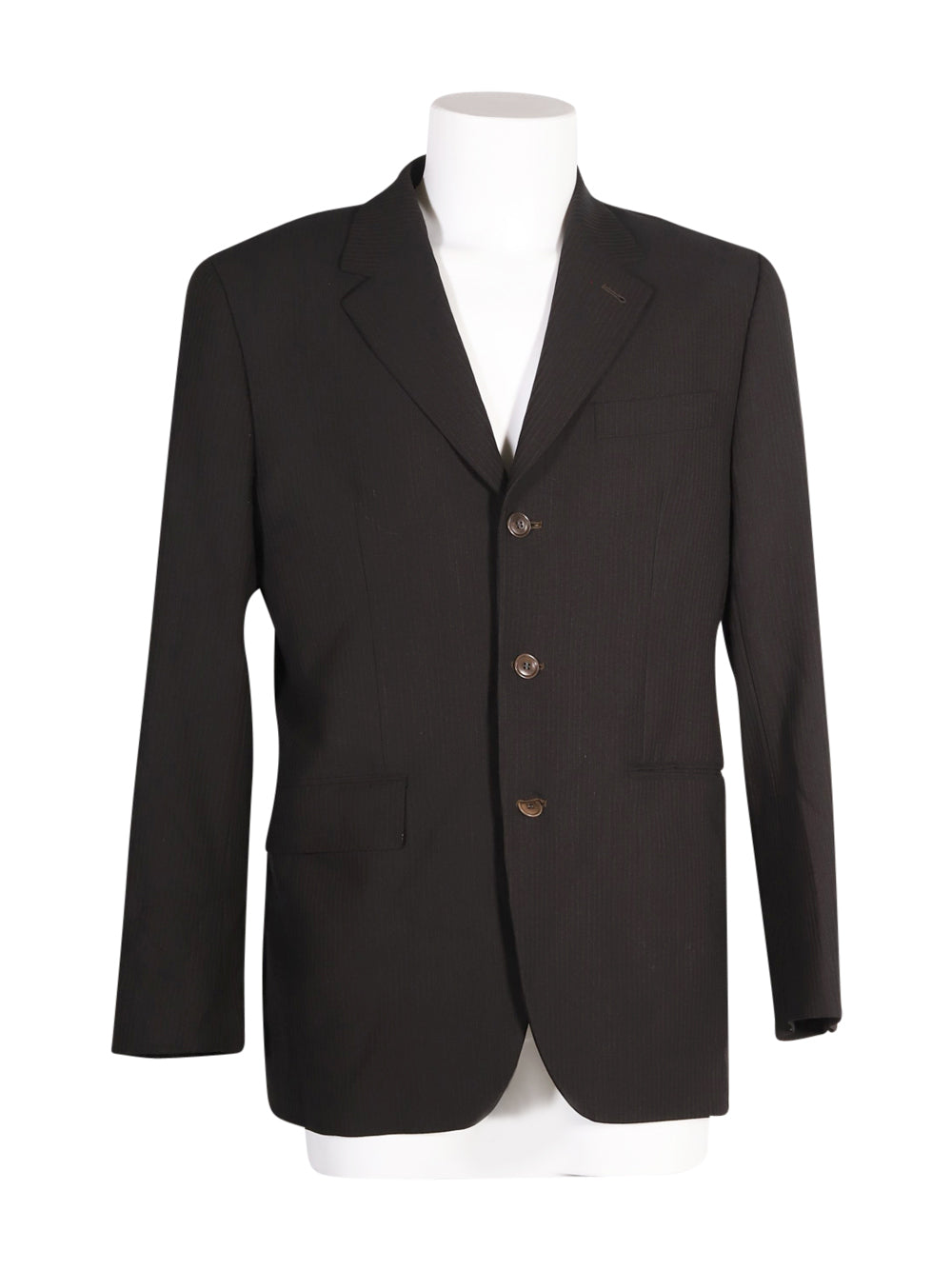 Front photo of Preloved Kenzo Brown Man's blazer - size 42/XL