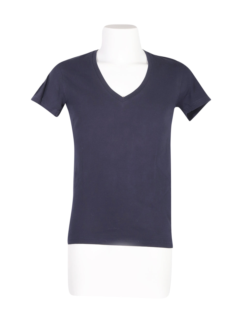 Front photo of Preloved Zara Blue Man's t-shirt - size 38/M