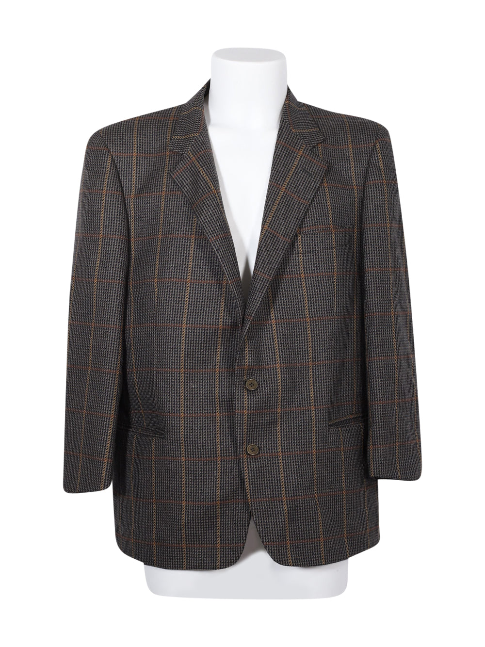Front photo of Preloved nino cerruti Grey Man's blazer - size 44/XXL