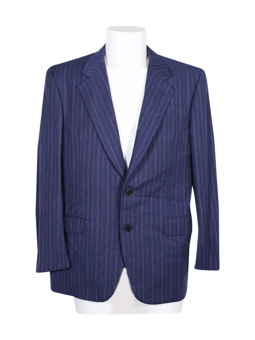 Front photo of Preloved FRATELLI TALLIA DI DELFINO Blue Man's blazer - size 42/XL