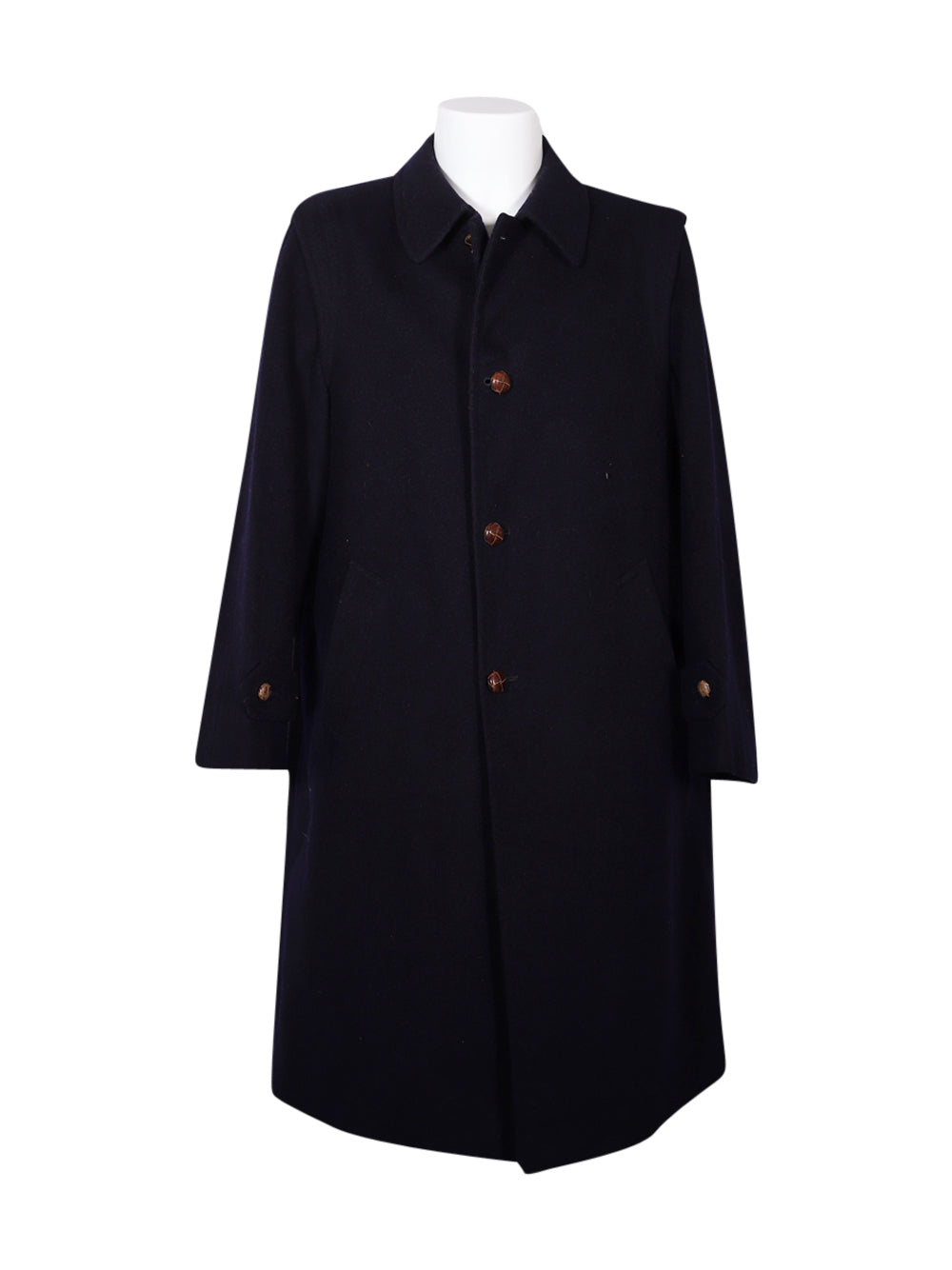Front photo of Preloved Valstar  Blue Man's coat - size 40/L