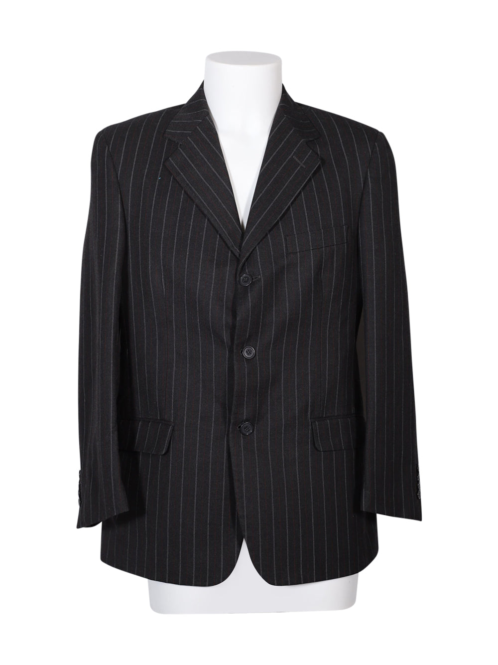 Front photo of Preloved lanerossi Black Man's blazer - size 40/L