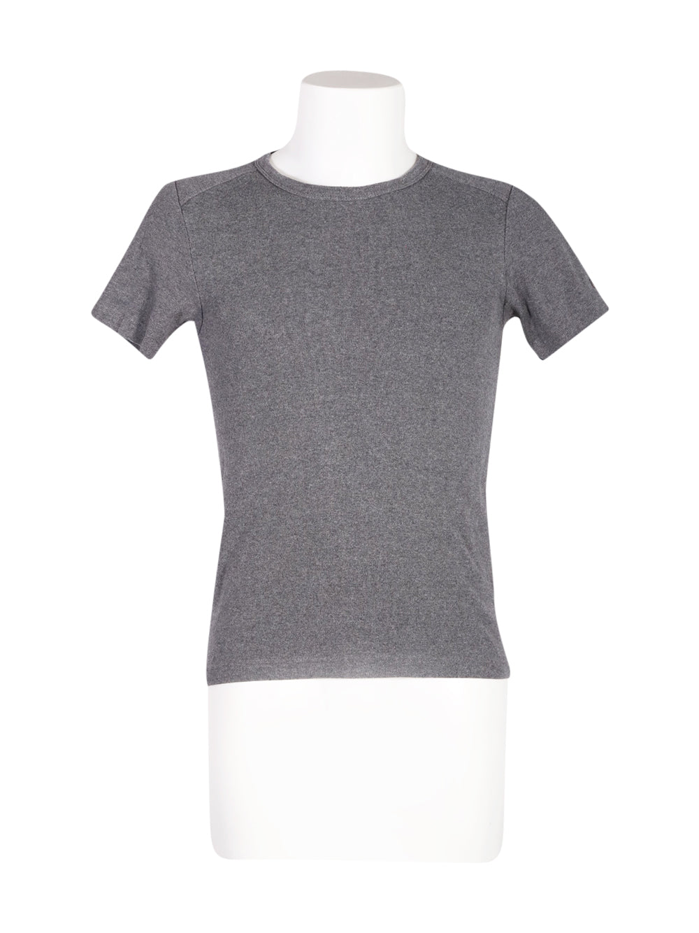 Front photo of Preloved Esprit Grey Man's t-shirt - size 40/L
