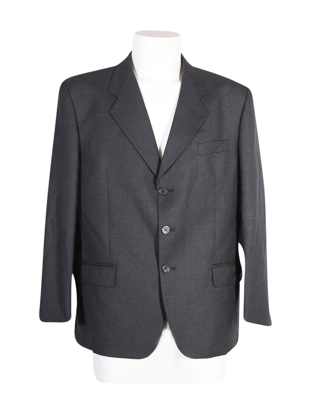 Front photo of Unworn FOR INT Grey Man's blazer - size 42/XL
