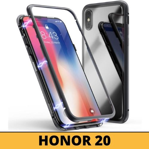 coque magnetique honor