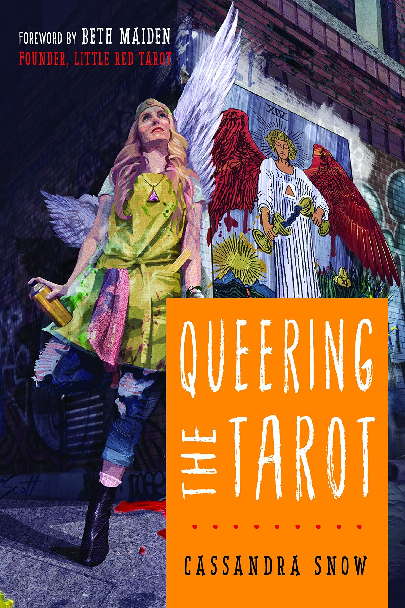 Queering the Tarot by Cassandra Snow