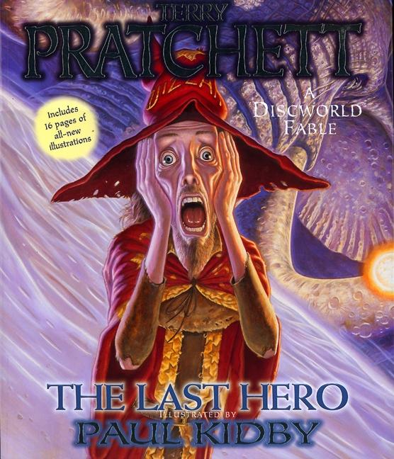 Discworld 27: The Last Hero by Terry Pratchett illus by Paul Kidby