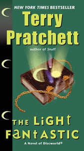 Discworld 2: The Light Fantastic by Terry Pratchett
