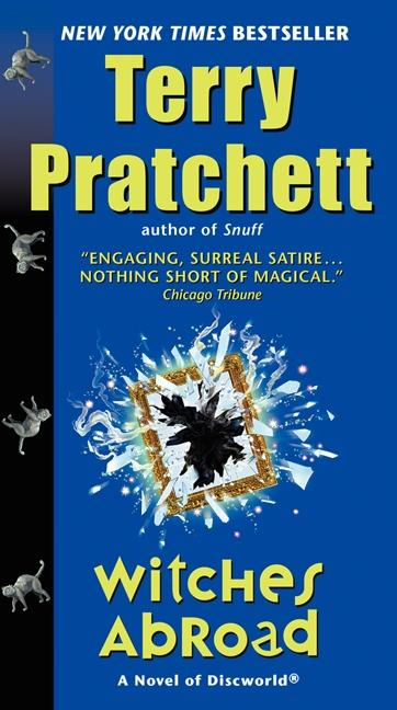 Discworld 12: Witches Abroad by Terry Pratchett