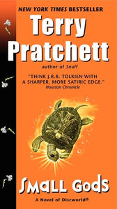 Discworld 13: Small Gods by Terry Pratchett