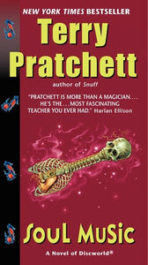 Discworld 16: Soul Music by Terry Pratchett