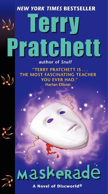Discworld 18: Maskerade by Terry Pratchett