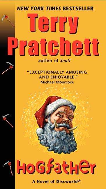 Discworld 20: Hogfather by Terry Pratchett