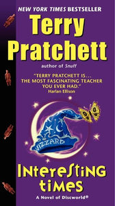 Discworld 17: Interesting Times by Terry Pratchett