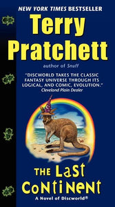 Discworld 22: The Last Continent by Terry Pratchett