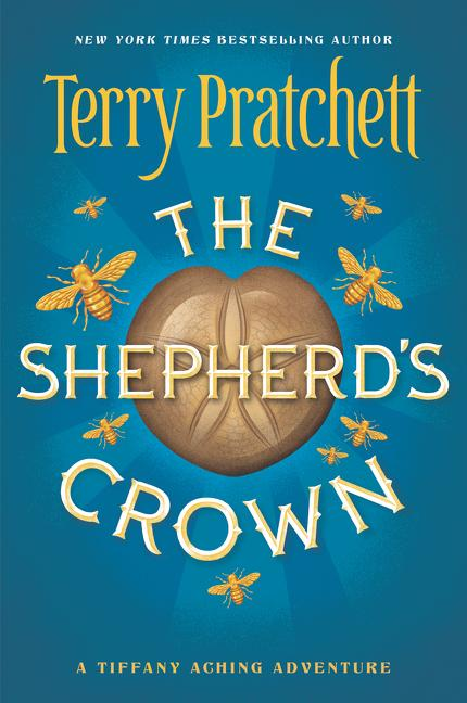 Discworld 41: Tiffany Aching #5: The Shepherd's Crown by Terry Pratchett
