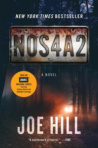 NOS4A2 by Joe Hill - TV Tie-in cover - tpbk