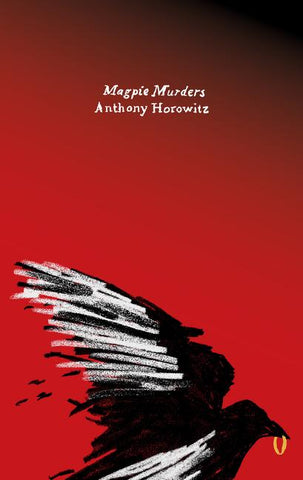 Magpie Murders by Anthony Horowitz - mmpbk