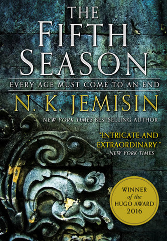 The Broken Earth Trilogy #1: The Fifth Season by N. K. Jemisin