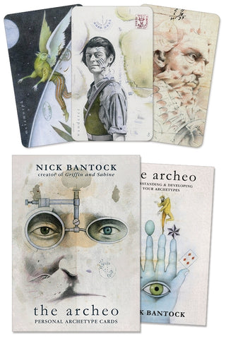 The Archeo: Personal Archetype Cards by Nick Bantock