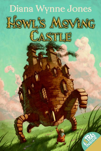 Howl's Moving Castle by Dianna Wynne Jones