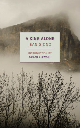 A King Alone by Jean Giono