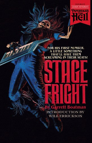 PFH #11 - Stage Fright by Garrett Boatman