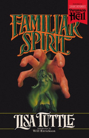 PFH #12 - Familiar Spirit by Lisa Tuttle
