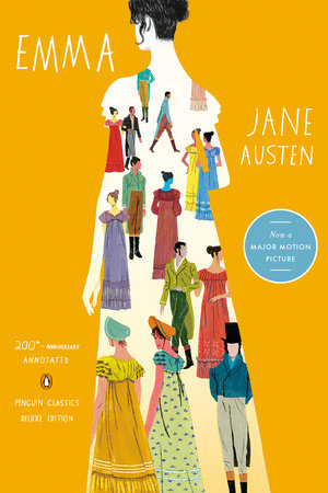 Emma by Jane Austen - 200th anniversary ed