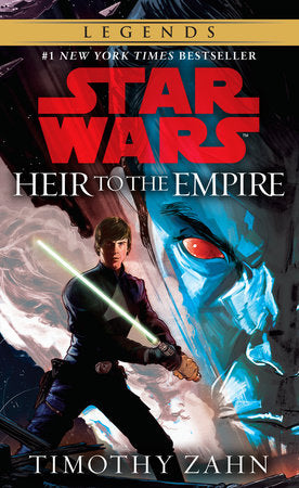 Star Wars Thrawn Trilogy #1: Heir to the Empire by Timothy Zahn - mmpbk