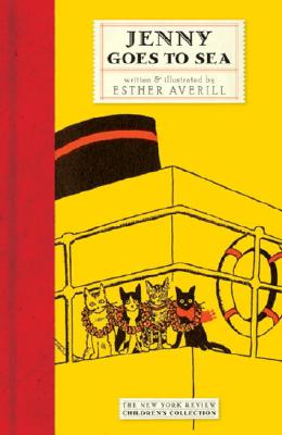 Jenny's Cat Club: Jenny Goes to Sea by Esther Averill