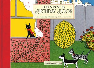 Jenny's Cat Club: Jenny's Birthday Book by Esther Averill