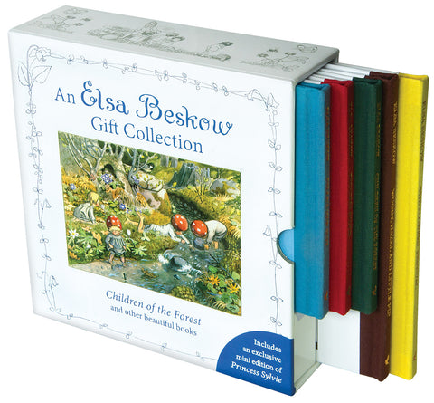 An Elsa Beskow Gift Collection: Children of the Forest & more!