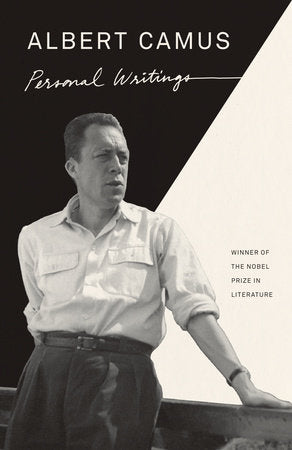 Personal Writings by Albert Camus