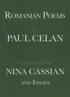 Romanian Poems by Paul Celan