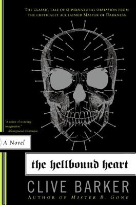 The Hellbound Heart by Clive Barker - tpbk