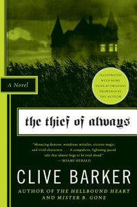 The Thief of Always by Clive Barker - tpbk