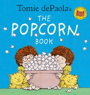 The Popcorn Book by Tomie dePaola - pbk