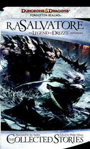 Drizzt: The Collected Stories by R.A. Salvatore - mmpbk