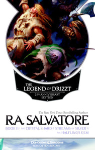 Drizzt: The Legend of Drizzt, Book 2 by R.A. Salvatore - tpbk