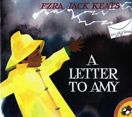 A Letter to Amy by Ezra Jack Keats - pbk